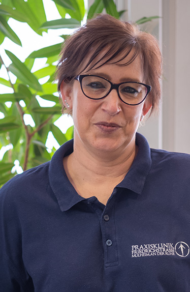 Martina Kujaschewski OP Assistenz und Röntgen