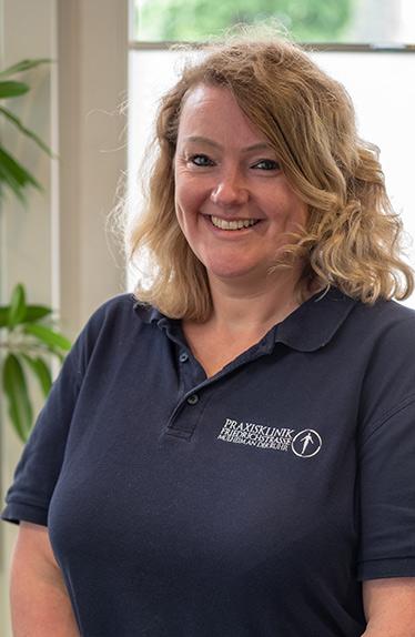 Susanne Jankowski Praxisassistenz